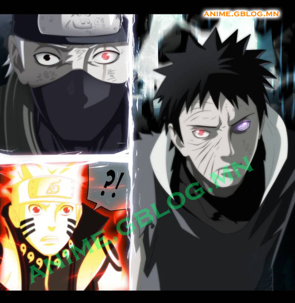 Japan Manga Translation Naruto - 602 - Alive - 16